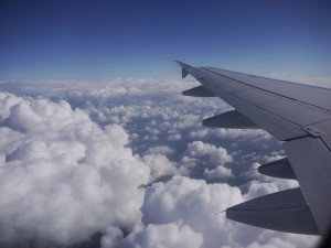 Air Travel Flug Reise Airplane Flugzeug Cloud Wolke Sky Himmel